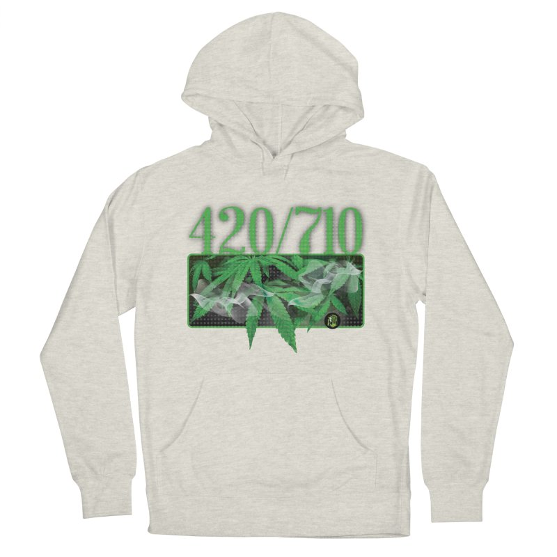 420/710 Women's French Terry Pullover Hoody by The SeshHeadz's Artist Shop