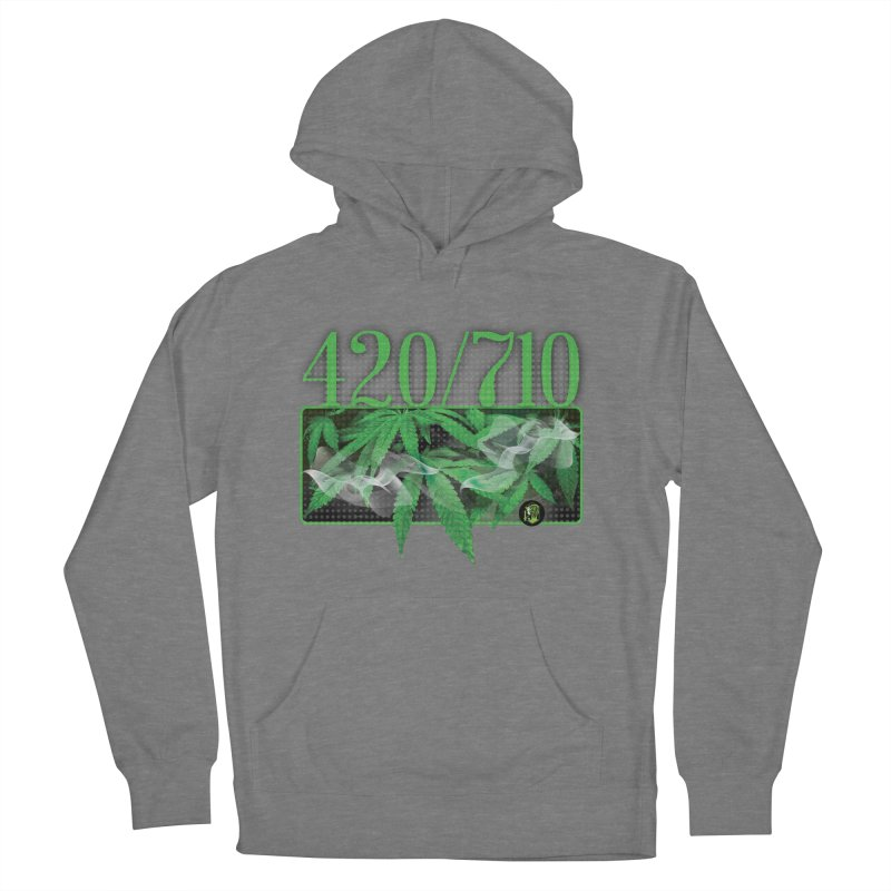 420/710 Men's French Terry Pullover Hoody by The SeshHeadz's Artist Shop