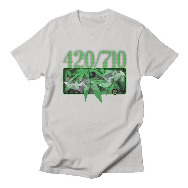 420/710 Men's Regular T-Shirt by The SeshHeadz's Artist Shop