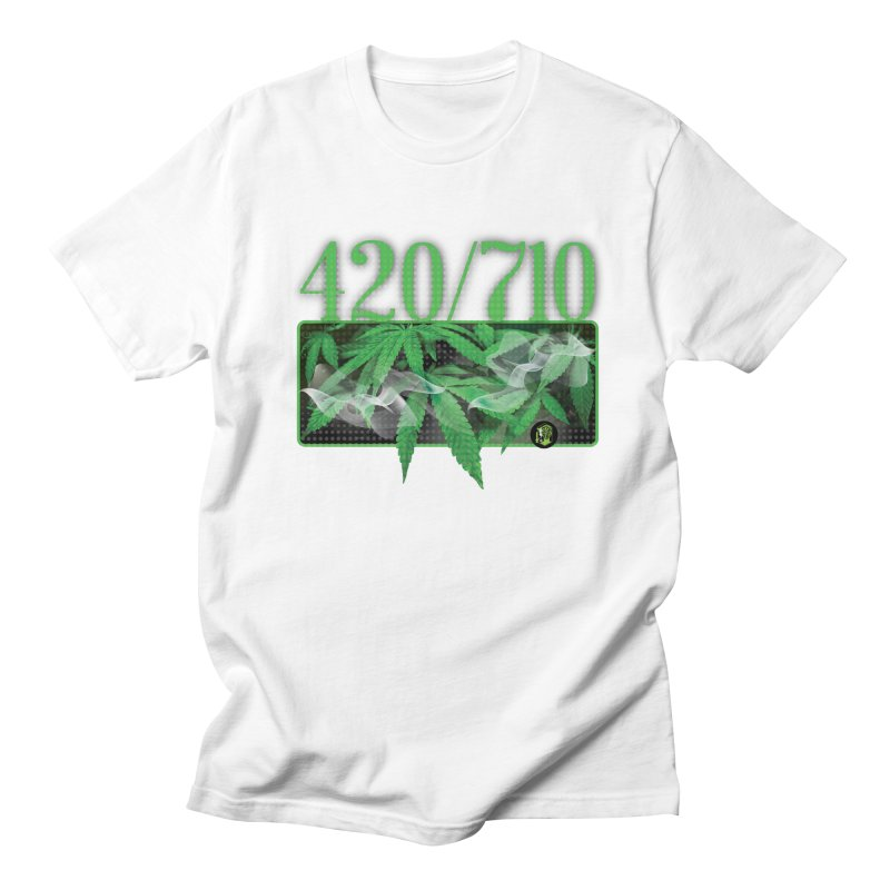 420/710 Women's Regular Unisex T-Shirt by The SeshHeadz's Artist Shop
