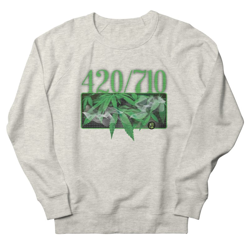 420/710 Women's French Terry Sweatshirt by The SeshHeadz's Artist Shop