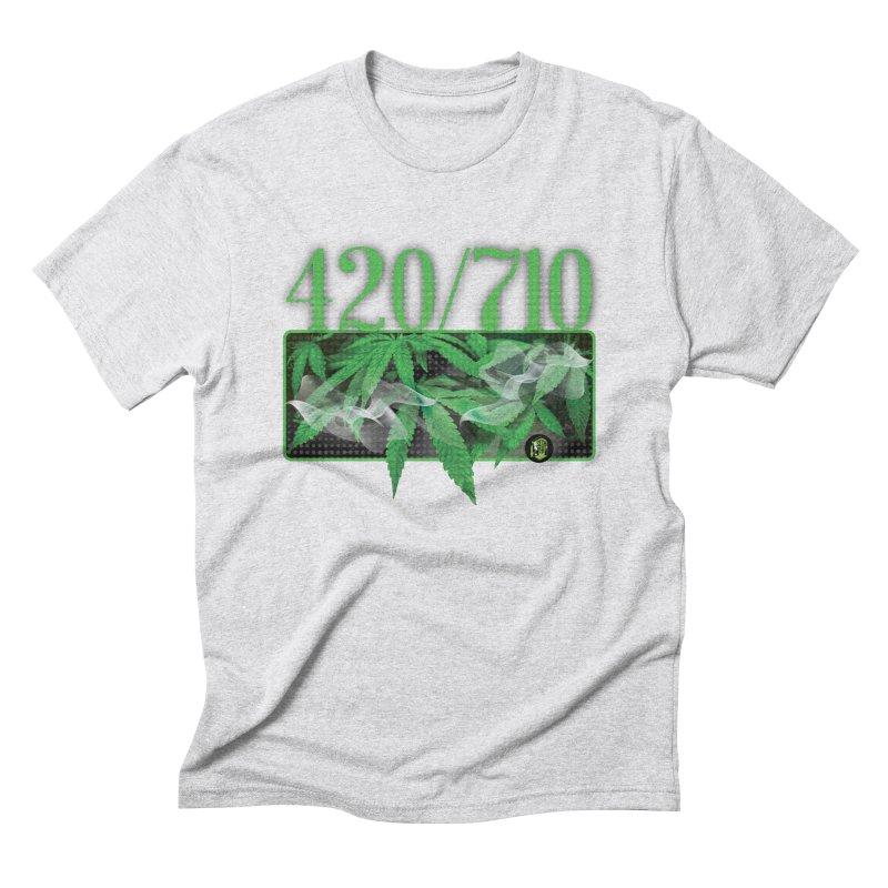 420/710 Men's Triblend T-Shirt by The SeshHeadz's Artist Shop