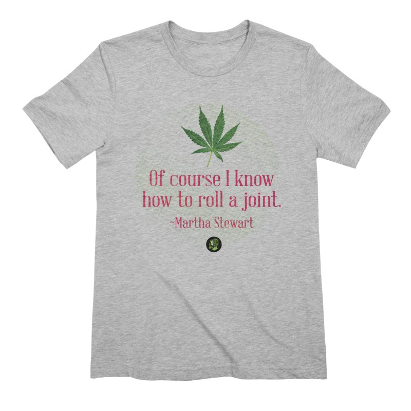 Roll a joint Marth (2) Men's Extra Soft T-Shirt by The SeshHeadz's Artist Shop