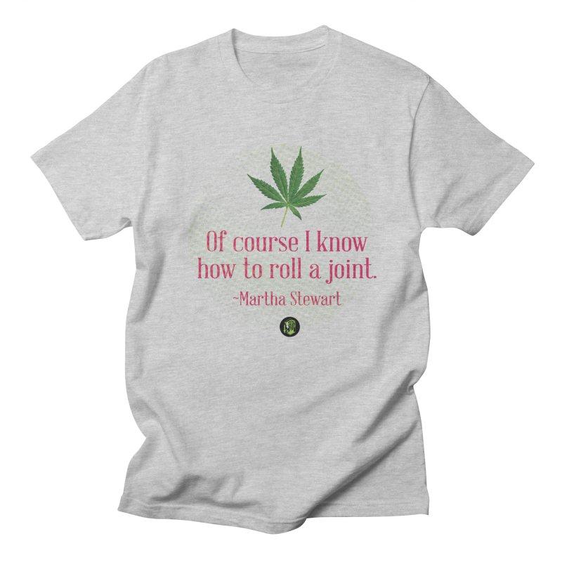 Roll a joint Marth (2) Women's Regular Unisex T-Shirt by The SeshHeadz's Artist Shop