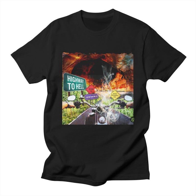 Highway to HELL Women's T-Shirt by The SeshHeadz's Artist Shop