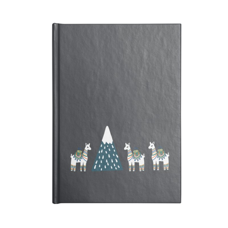 Head to the hills Accessories Notebook by TheSlumberingForest's Artist Shop