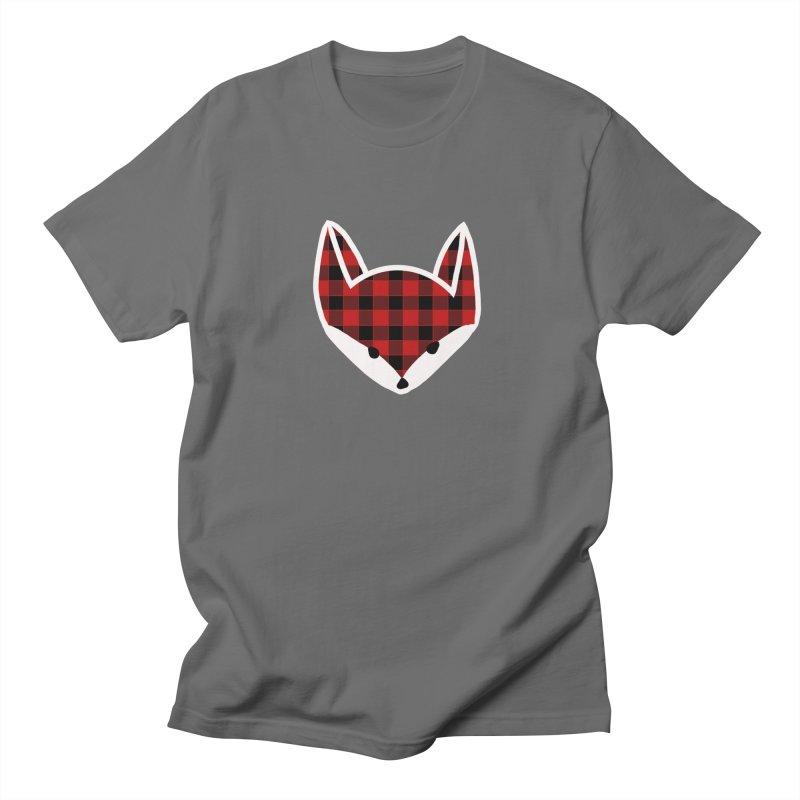 Lumberjack Fox Women's T-Shirt by TheSlumberingForest's Artist Shop
