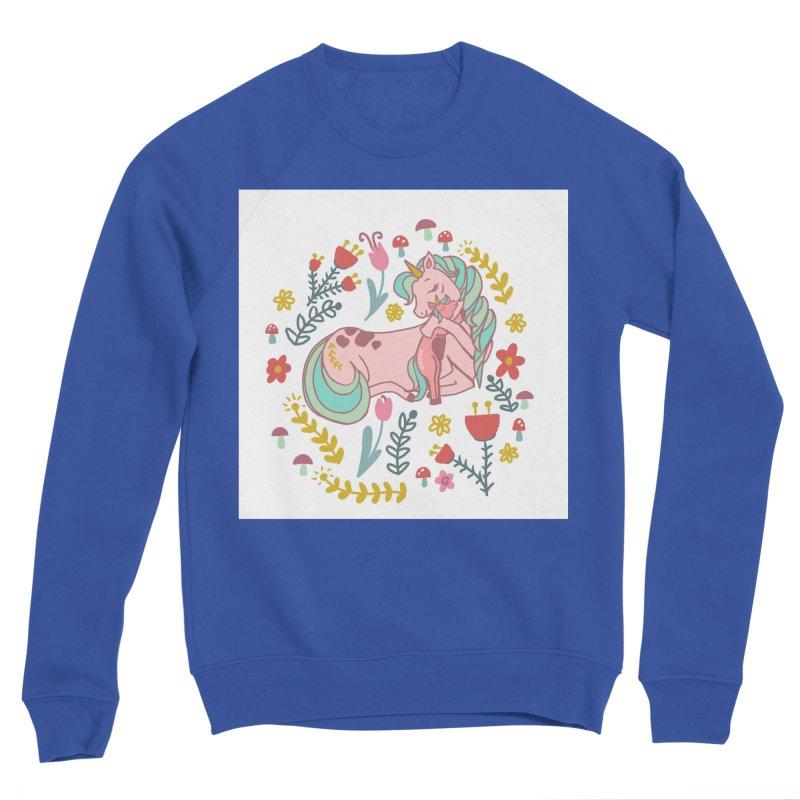 Motherly Love Men's Sweatshirt by TheSlumberingForest's Artist Shop