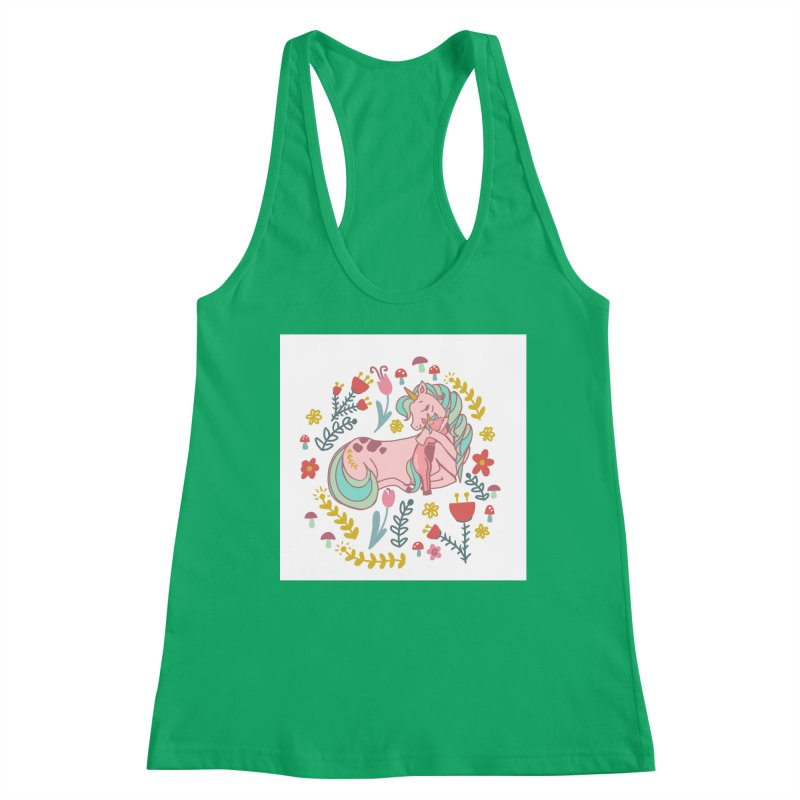 Motherly Love Women's Tank by TheSlumberingForest's Artist Shop