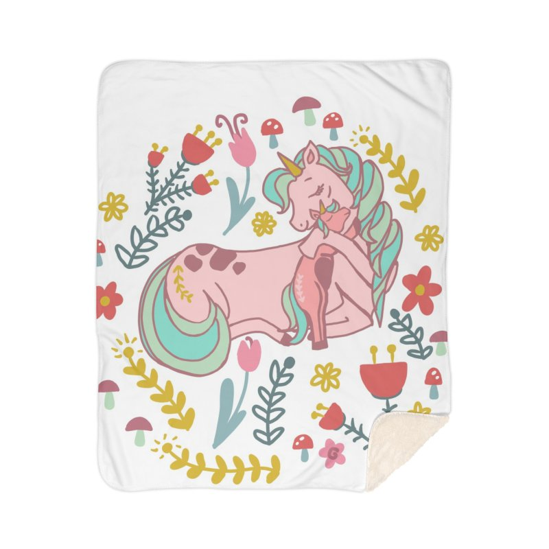 Motherly Love Home Blanket by TheSlumberingForest's Artist Shop
