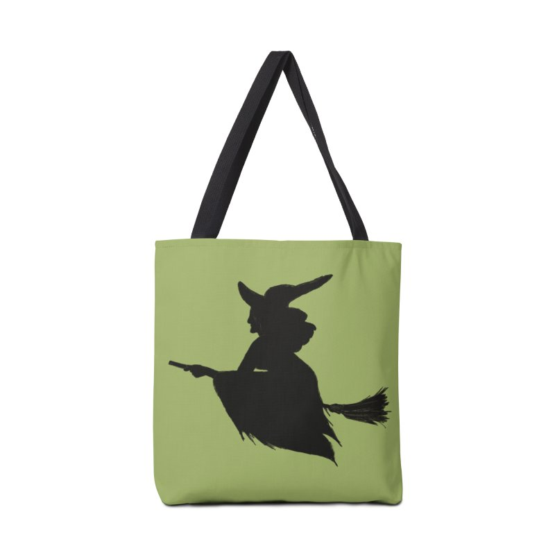 Flying Witch Accessories Bag by TheSlumberingForest's Artist Shop