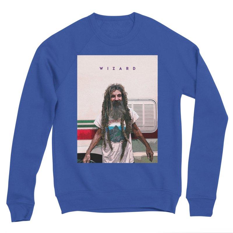 Rad Wizard Women's Sweatshirt by TheWizardWardrobe's Artist Shop