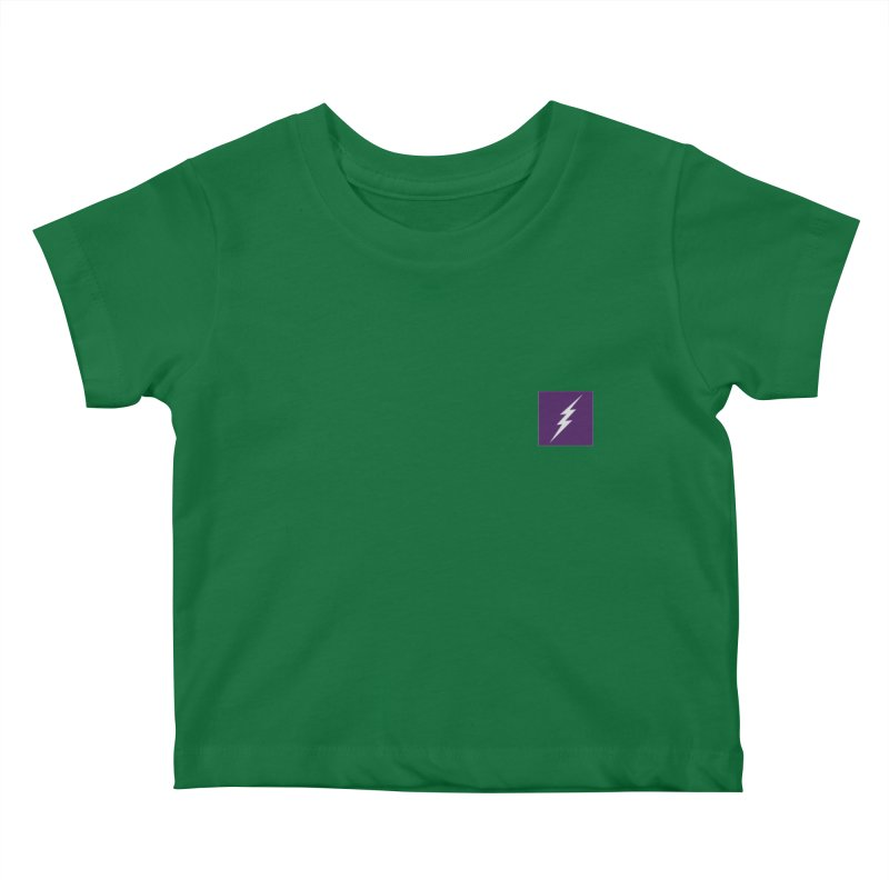 Logo Bolt Kids Baby T-Shirt by TheWizardWardrobe's Artist Shop