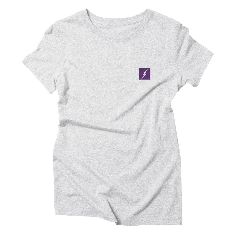 Logo Bolt Women's T-Shirt by TheWizardWardrobe's Artist Shop