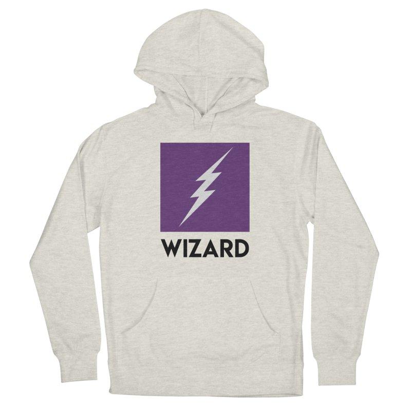 Wizard Multimedia Logo Men's Pullover Hoody by TheWizardWardrobe's Artist Shop