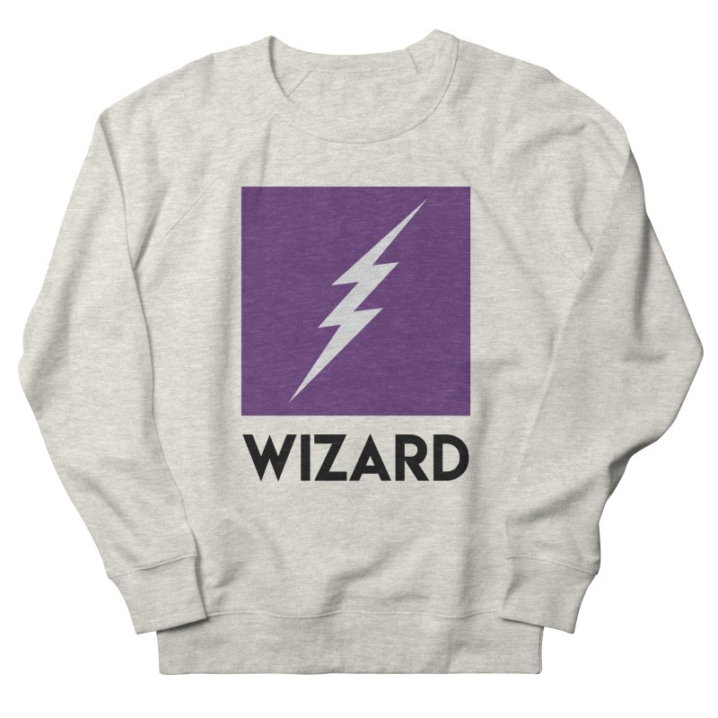 Wizard Multimedia Logo Men's Sweatshirt by TheWizardWardrobe's Artist Shop