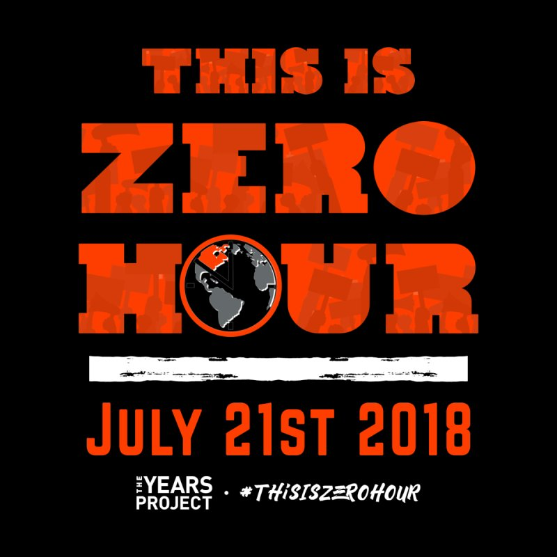 Zero Hour - This Is Zero Hour by TheYearsProject's Artist Shop