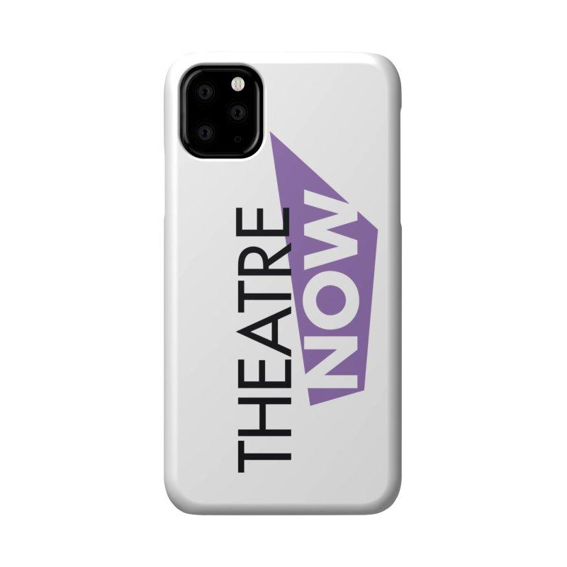 Theatre Now- Purple Accessories Phone Case by TheatreNow's Artist Shop