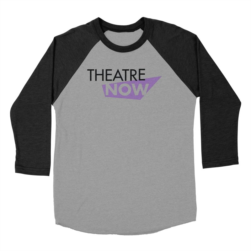 Theatre Now- Purple Men's Longsleeve T-Shirt by TheatreNow's Artist Shop