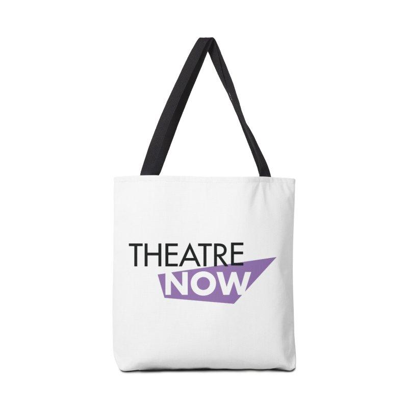 Theatre Now- Purple Accessories Bag by TheatreNow's Artist Shop