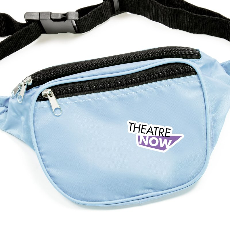 Theatre Now- Purple Accessories Sticker by TheatreNow's Artist Shop