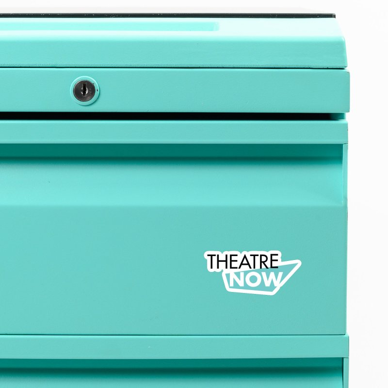 Theatre Now- Teal Accessories Magnet by TheatreNow's Artist Shop