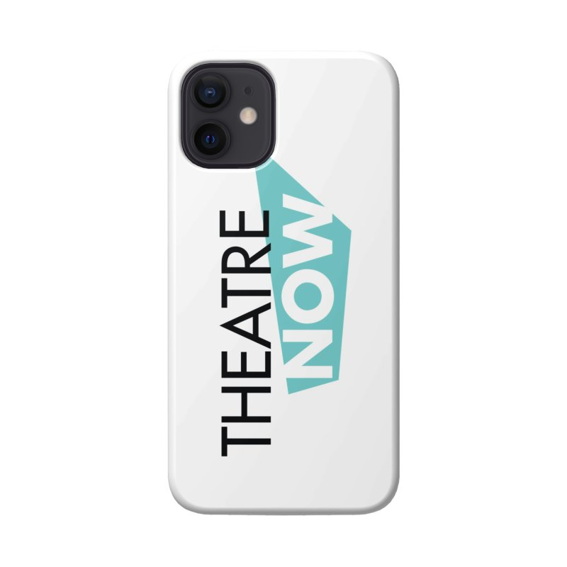 Theatre Now- Teal Accessories Phone Case by TheatreNow's Artist Shop