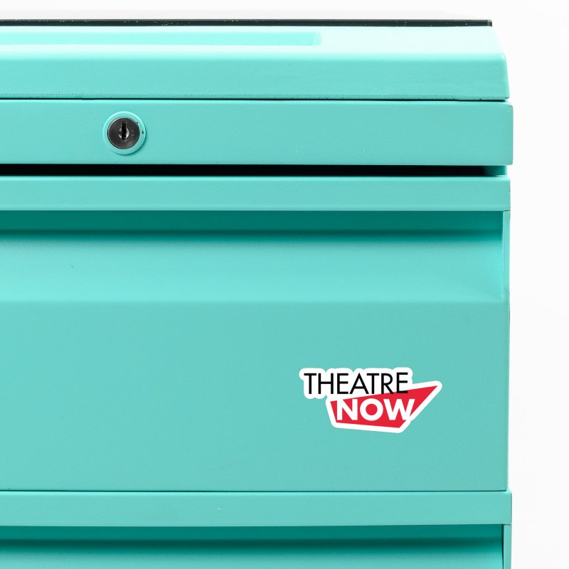 Theatre Now- Red Accessories Magnet by TheatreNow's Artist Shop