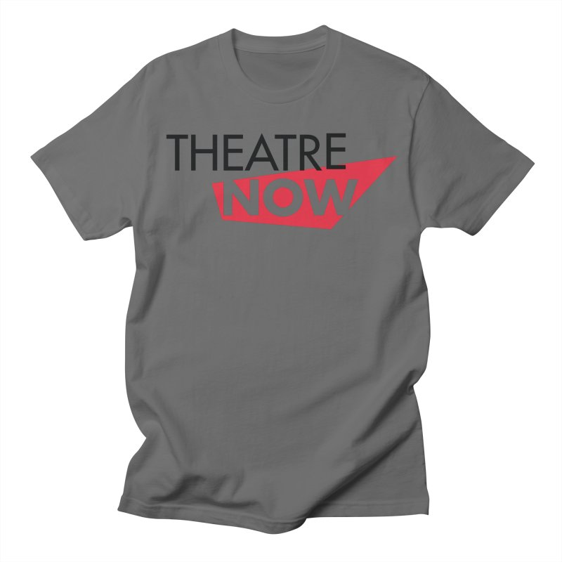 Theatre Now- Red Women's T-Shirt by TheatreNow's Artist Shop