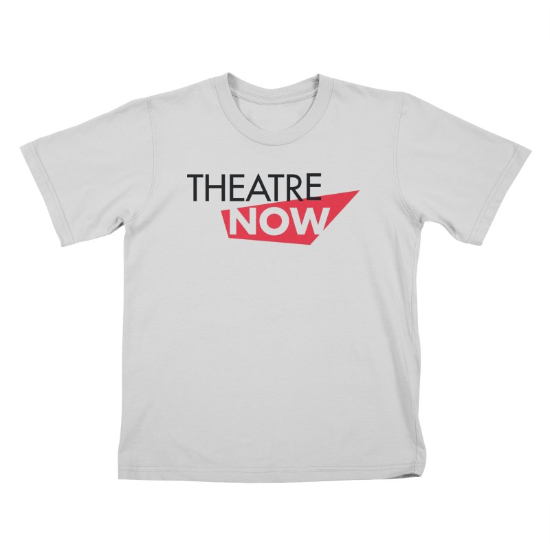 Theatre Now- Red Kids T-Shirt by TheatreNow's Artist Shop