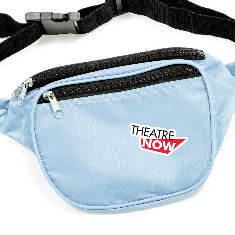Theatre Now- Red Accessories Sticker by TheatreNow's Artist Shop