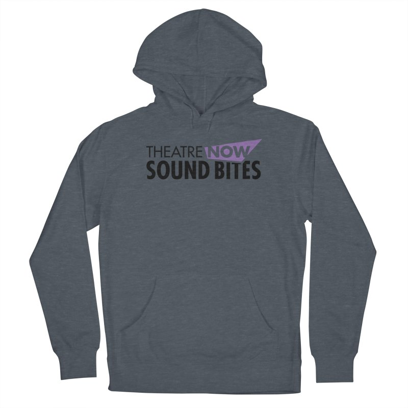 Sound Bites Men's Pullover Hoody by TheatreNow's Artist Shop
