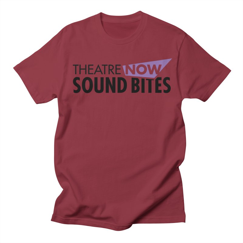 Sound Bites Women's T-Shirt by TheatreNow's Artist Shop