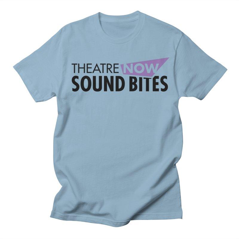 Sound Bites Women's T-Shirt by TheatreNow's Artist Shop