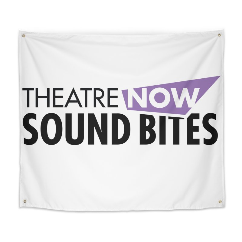 Sound Bites Home Tapestry by TheatreNow's Artist Shop