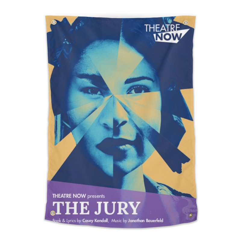 The Jury Home Tapestry by TheatreNow's Artist Shop