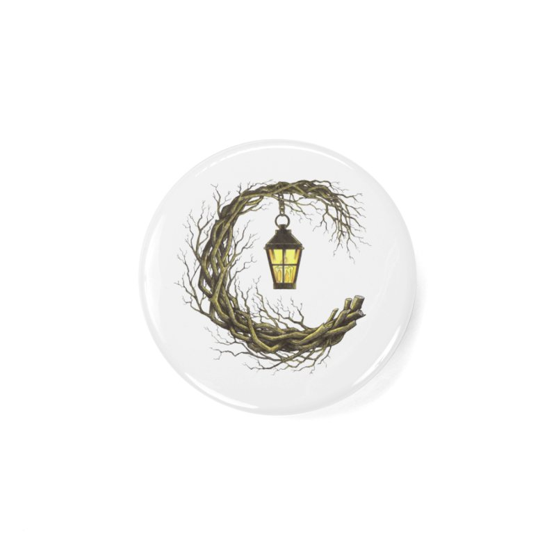 Lighting Your Way Accessories Button by Thecaravanoflore's Artist Shop