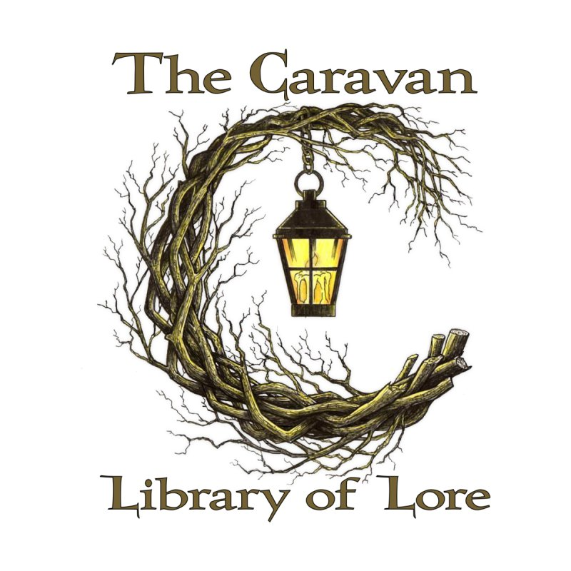 Caravan Library of Lore Home Framed Fine Art Print by Thecaravanoflore's Artist Shop