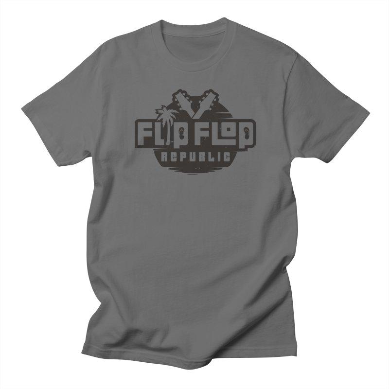 Blackout City Men's T-Shirt by Flip Flop Republic's Artist Shop