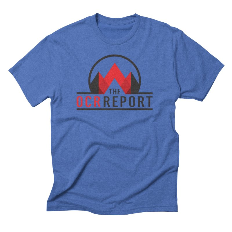 The OCR Report Men's T-Shirt by The OCR Report