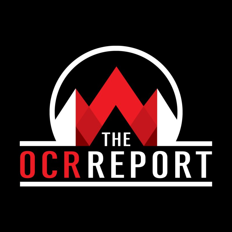 The OCR Report White Accessories Sticker by The OCR Report
