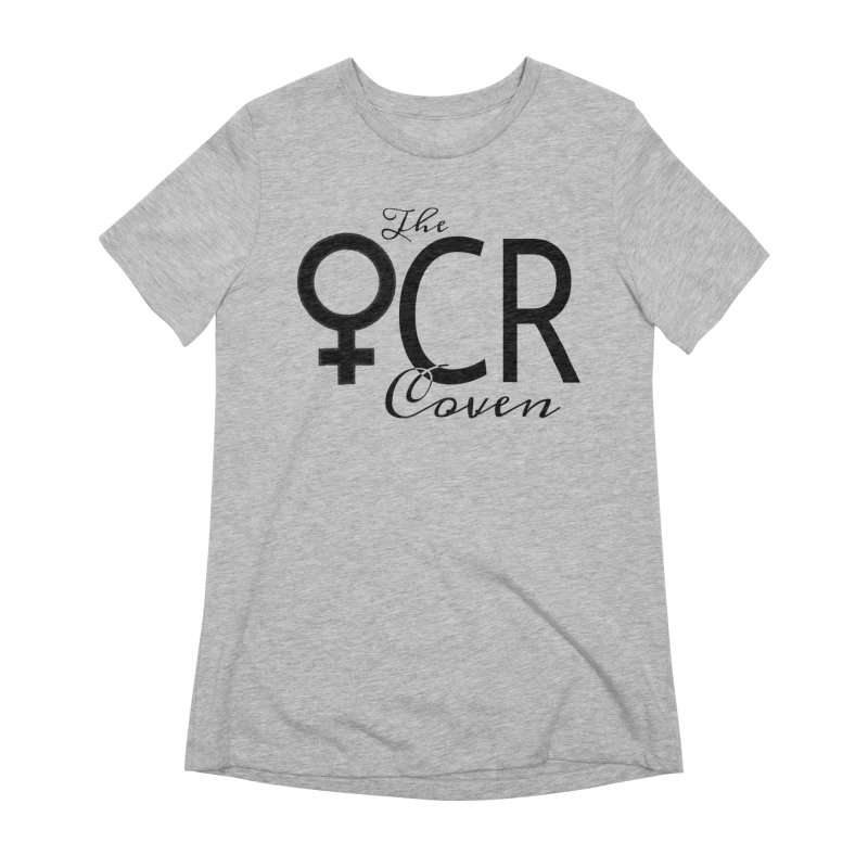 The OCR Coven Black Women's T-Shirt by The OCR Report