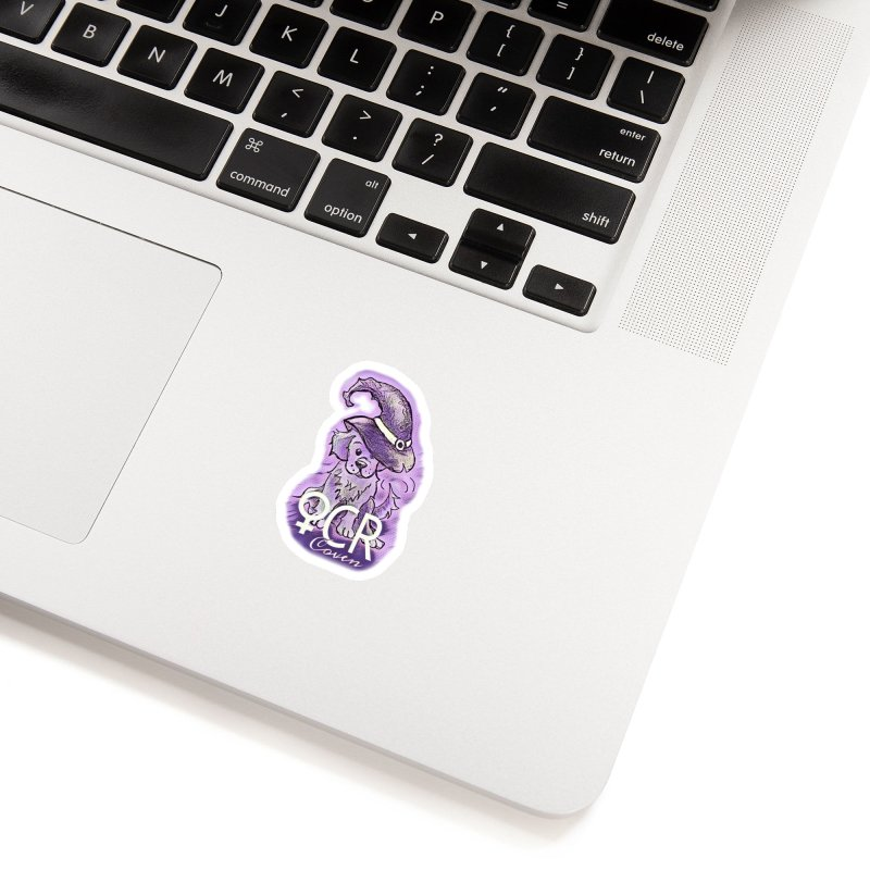 OCR Coven - Willow Witch Accessories Sticker by The OCR Report