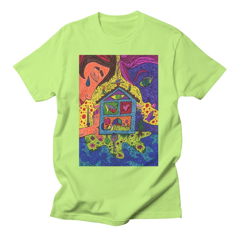 The Patella Tarot - Justice Comfortable Styles T-Shirt by Paint AF's Artist Shop