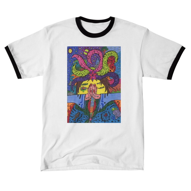 The Patella Tarot - The Star Comfortable Styles T-Shirt by Paint AF's Artist Shop