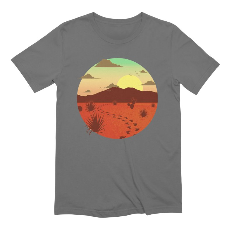 Grounded Men's T-Shirt by The Riddims Merch Shop