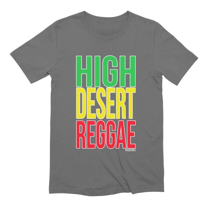 HDR Men's T-Shirt by The Riddims Merch Shop