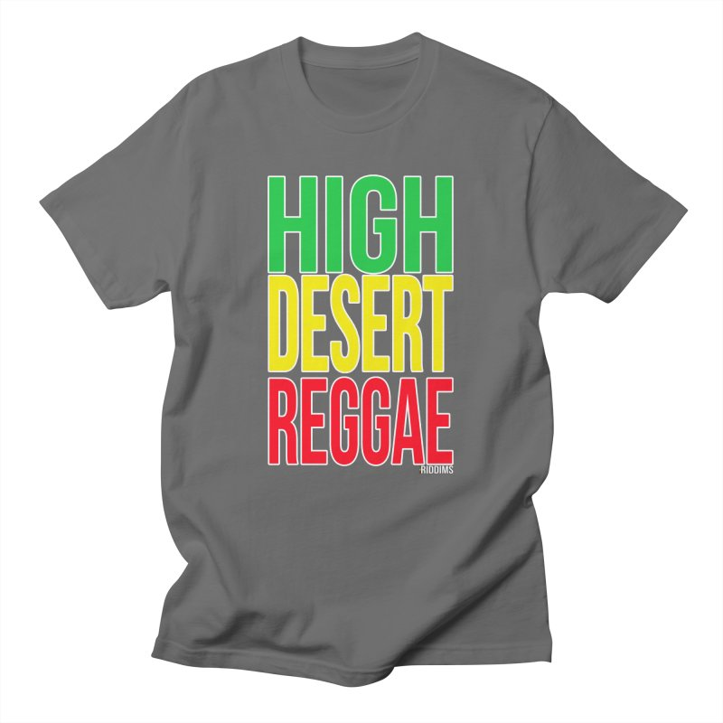 HDR Men's T-Shirt by The Riddims Merch Shop