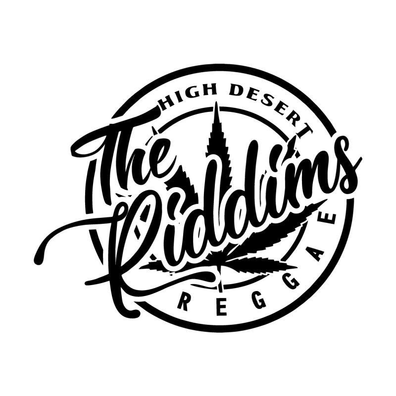 High Desert Reggae Men's T-Shirt by The Riddims Merch Shop