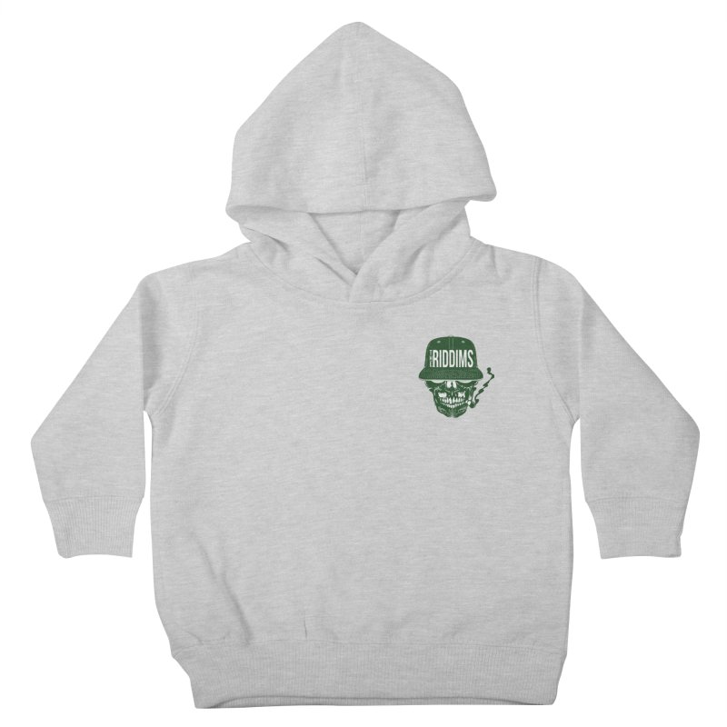 Marijuano Kids Toddler Pullover Hoody by The Riddims Merch Shop